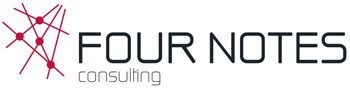 Four Notes Consulting Logo
